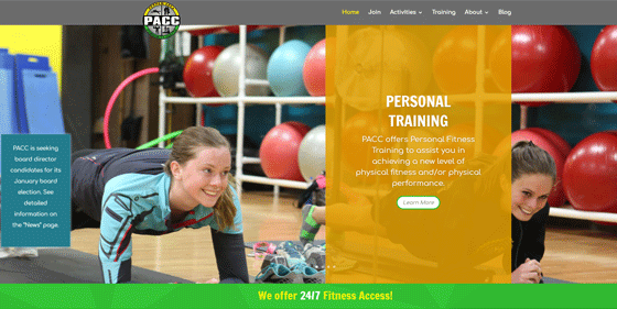 PACC Website Featured Image