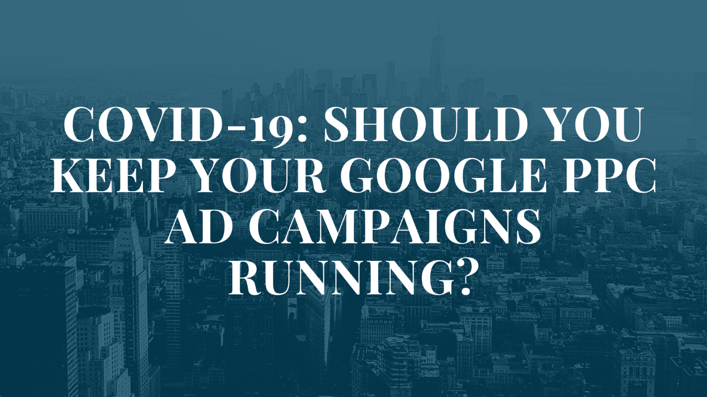 should you keep your google ppc ad campaign running